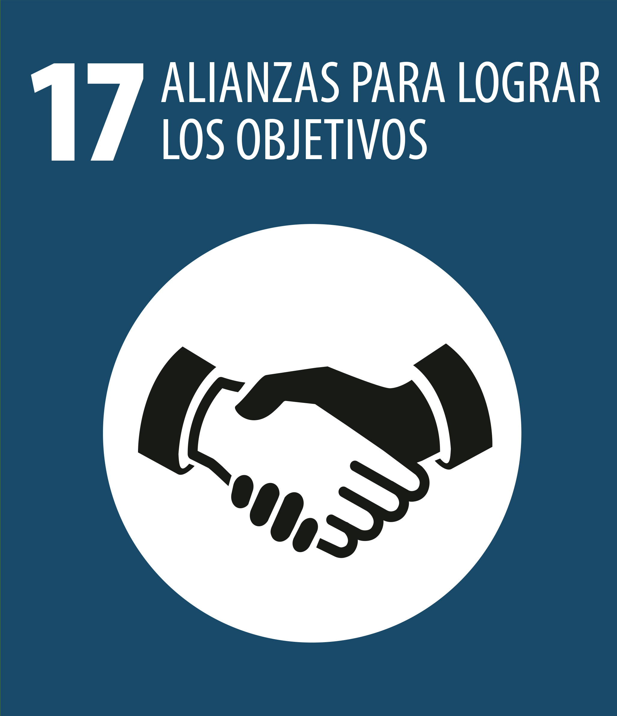 ODS 17 Alianzas para lograr objetivos